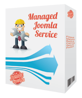 Managed Joomla Service for Joomla websites
