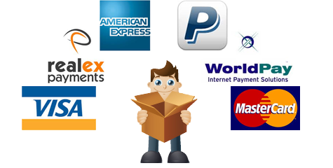 Payment Integration Extensions with Joomla Ecommerce Package